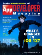 App Developer Magazine October 2018