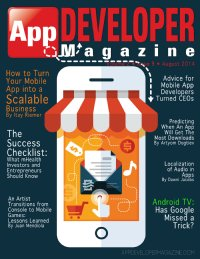 App Developer Magazine September 2014 issue