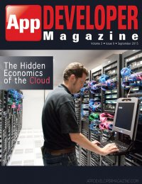 App Developer Magazine September 2015 issue