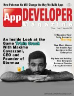 App Developer Magazine September 2016