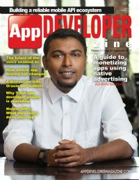 App Developer Magazine September 2017 issue