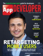 App Developer Magazine September 2018