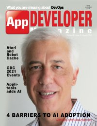App Developer Magazine August 2020 issue