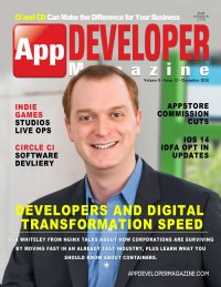App Developer Magazine December 2020 issue