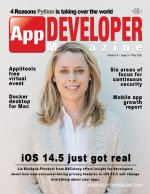 App Developer Magazine May 2021