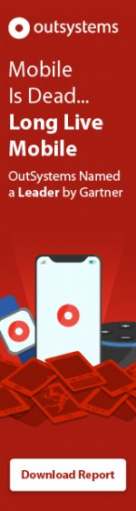 Outsystems Gartner MADP Report
