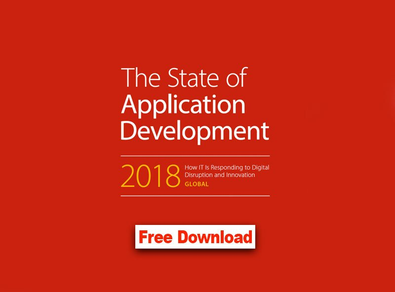 State of App Development Popover