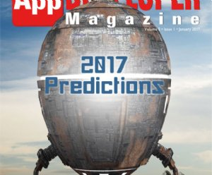 January 2017 Issue: Predictions, Interviews, and Insight!