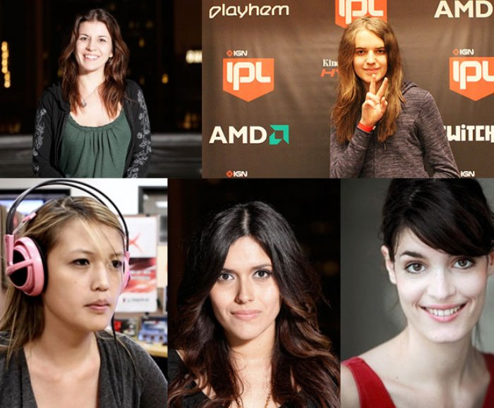 Five women who are destroying gender stereotypes in the gaming world