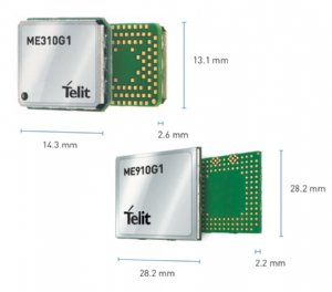 5G meets IoT with Telit's New ME310G1 and ME910G1 modules