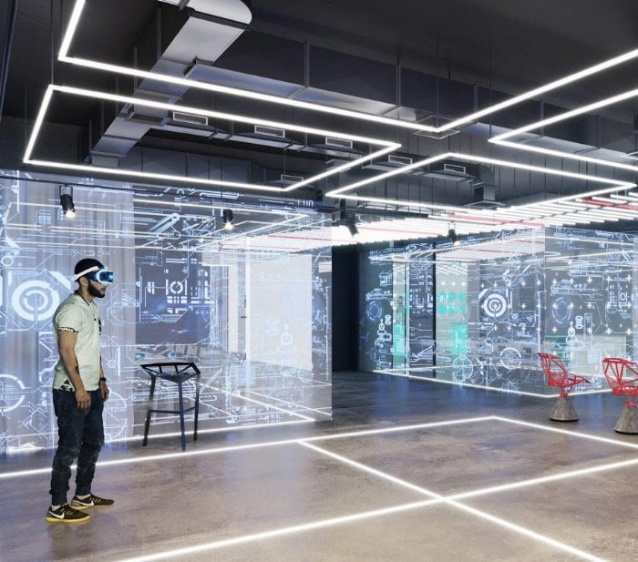 ARena Space VR parks coming to America