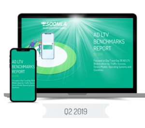 Ad LTV benchmarks report for Q2 2019