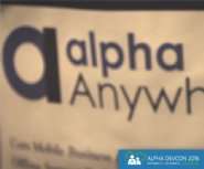 Alpha-Software-Will-Host-Alpha-Anywhere-DevCon-2016-September-21--23