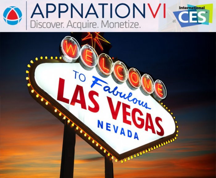 There Is Still Time to Get Travel Deals for APPNATION VI @ CES and CES 2015 in Las Vegas January 5 9
