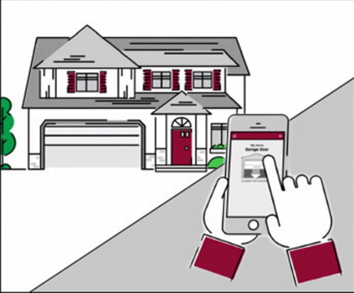 LiftMaster steps into home automation with their MyQ app
