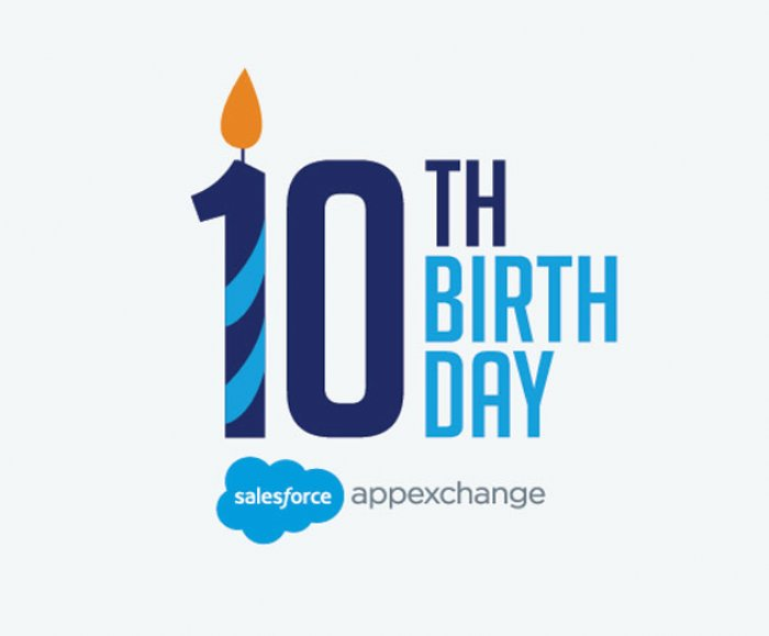 A Deep Dive Into the Salesforce AppExchange App Marketplace on its 10th Anniversary