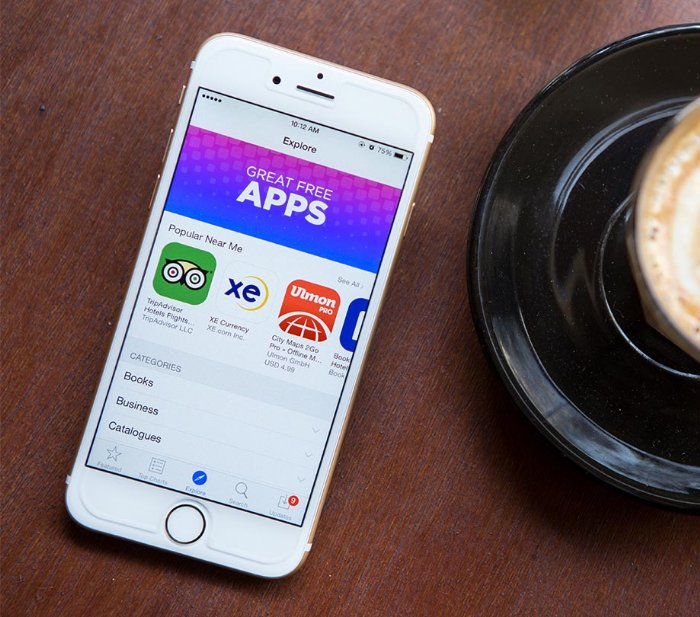 The iOS app store sales data app AppSalesTrends gets an update