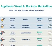 Applitools-Visual-AI-Rockstar-Hackathon-winners