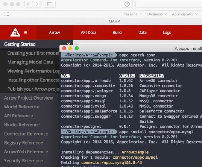 Appcelerator Launches New Cloud Based Service for Building APIs