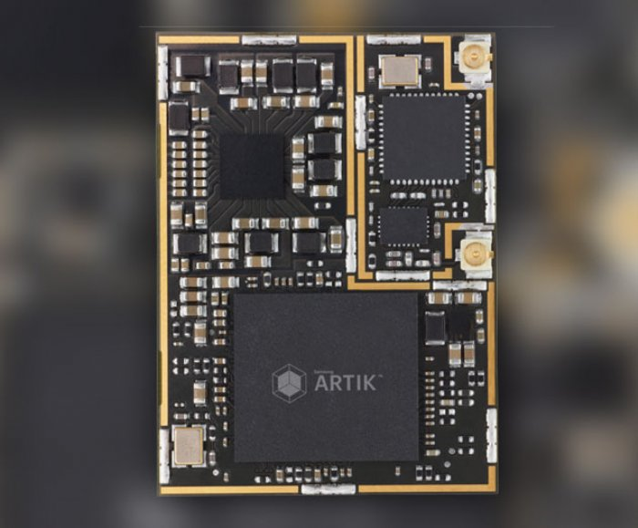 Samsung Launches ARTIK IoT Platform and Alpha Developer Kit