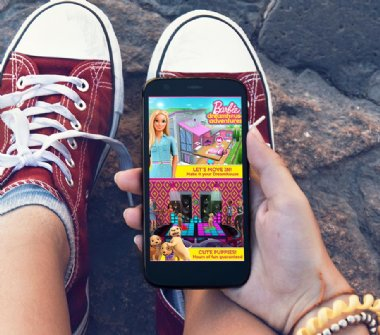 Barbie Dreamhouse Adventures app launches by Mattel