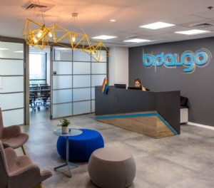Bidalgo expands into London