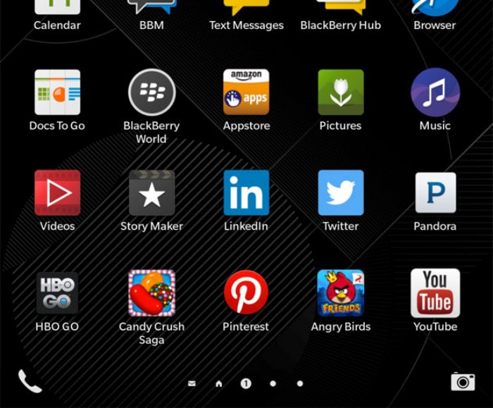 BlackBerry 10.3 Devices Are Now Preloaded with Amazon Appstore