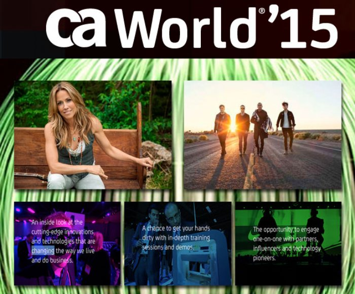 CA World 15 Will Be Bigger than Ever This Year