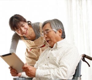 AI for elderly care launches at CES