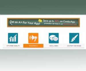 ComboApp Offers Mobile App Marketing Promotions for September