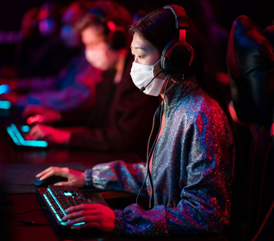 Gamers habits changed during lockdown
