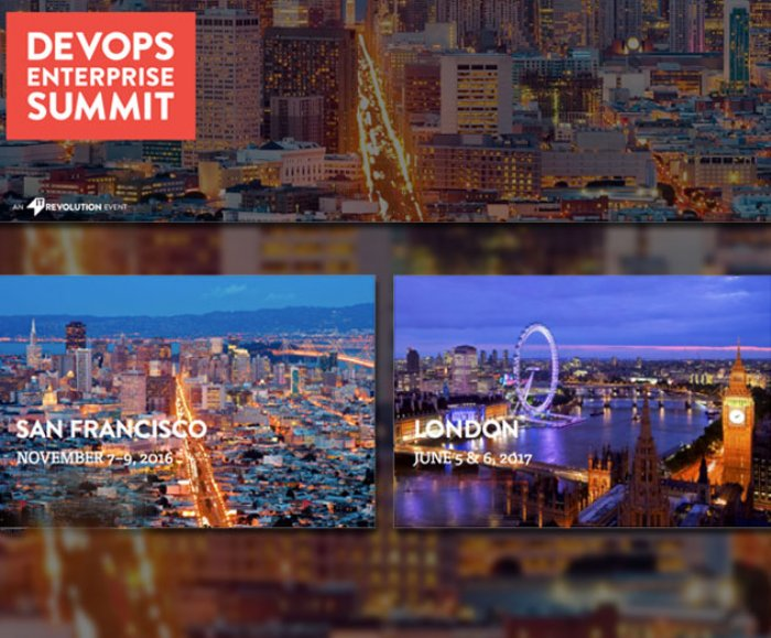 DevOps Enterprise Summit 2017 (DOES17) dates and locations announced
