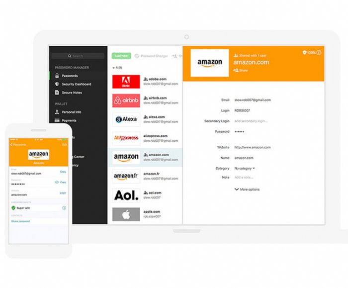 Dashlane enterprise password manage platform launches