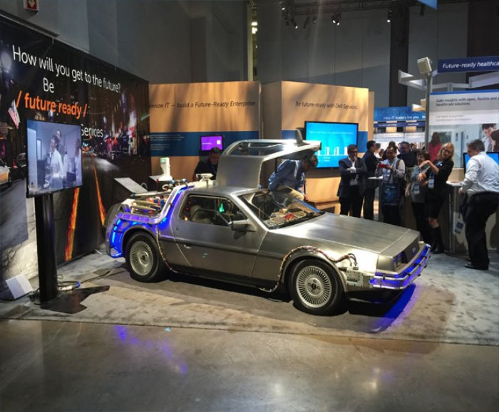 Dell Goes Back to the Future With Product Releases at Dell World 2015