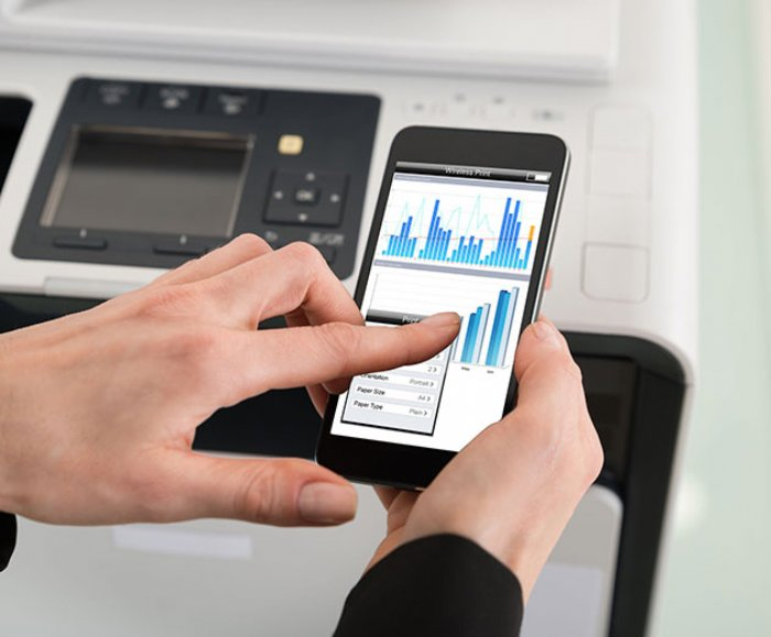 Demand for mobile print solutions are on the rise