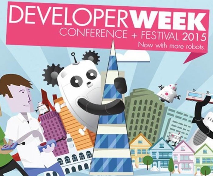 DeveloperWeek 2015 to Kicks Off in San Francisco with Over 60 Events Spread Throughout the Bay Area