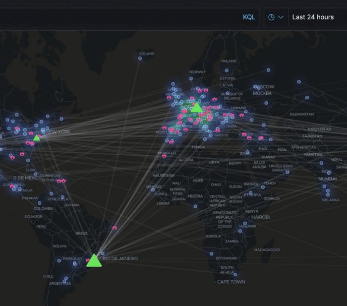 Elastic Stack 7.3 brings maps and more