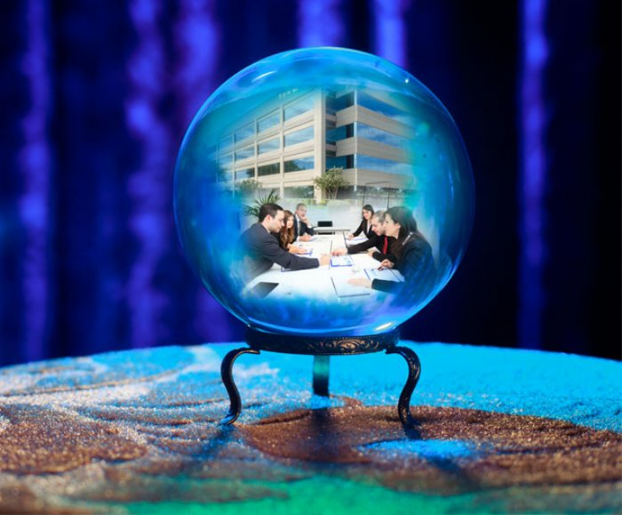 Gazing into the Mobile Crystal Ball to Learn Predictions for the Enterprise in the Year Ahead