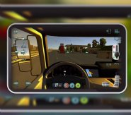 Euro-Truck-Driver-2018-drops-for-Android