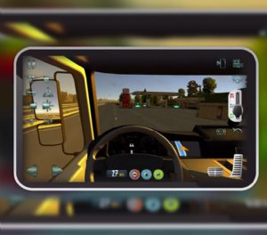 Euro Truck Driver 2018 drops for Android