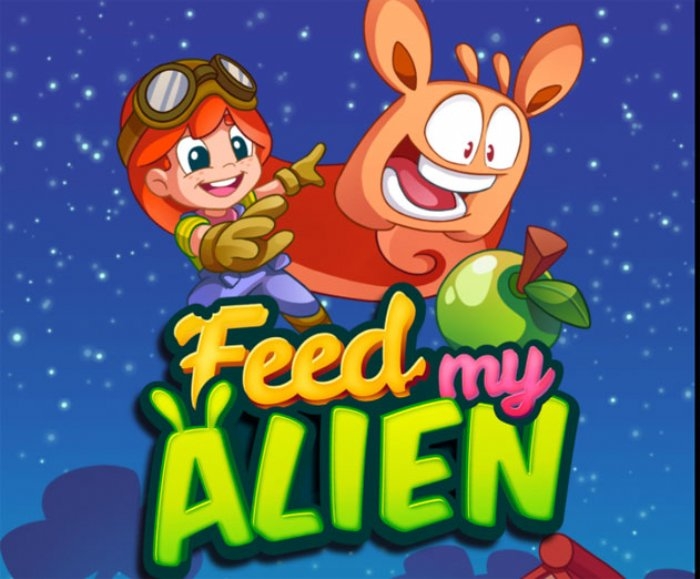 BluBox Games Launches Feed My Alien in Select Territories