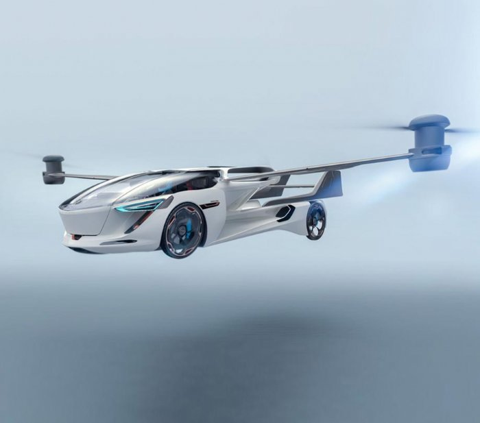Flying cars could be here sooner than you think