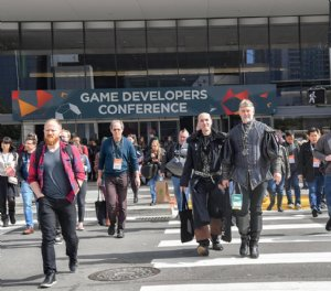 Game Developers Conference is now accepting submissions