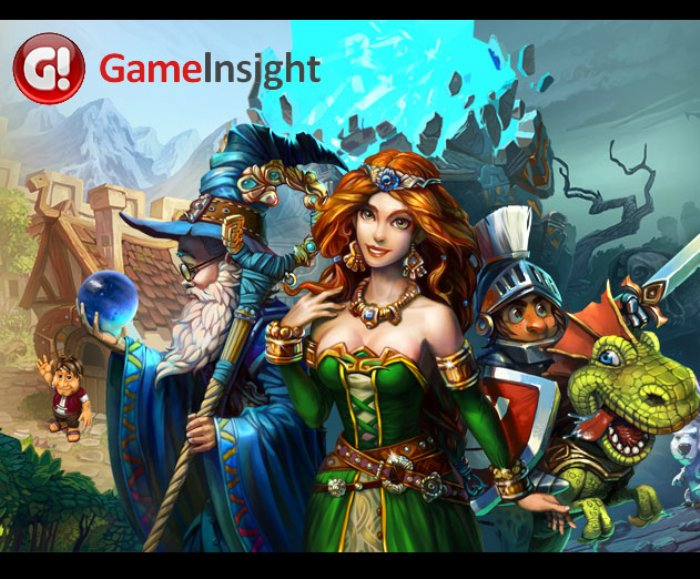 Interview with Alexander Vashchenko, President of Production at Game Insight