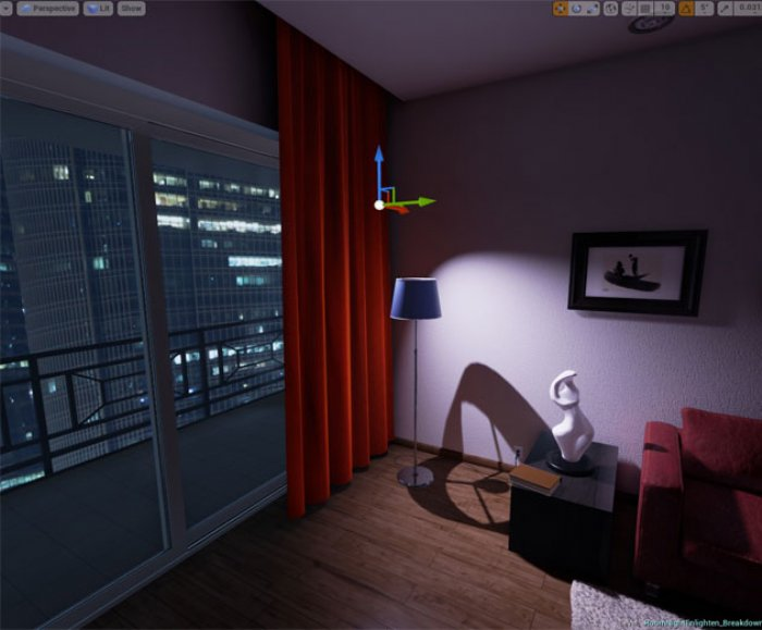 ARM's Geomerics Releases Enlighten 3 Advanced Dynamic Lighting Solution
