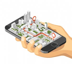 Geospatial PaaS allow developers to integrate location in apps