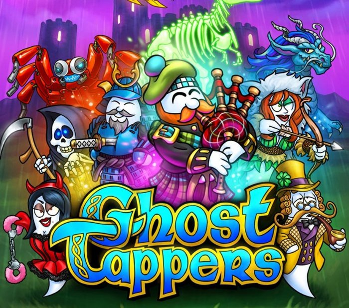 Ghost Tappers game lands just in time for Halloween