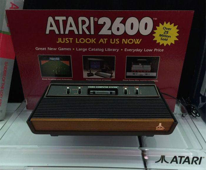 A Look Back at Golden Age of Atari at the Game Developers Conference