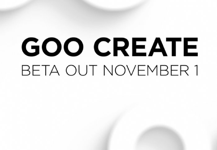 Goo Technologies Launches Goo Create
