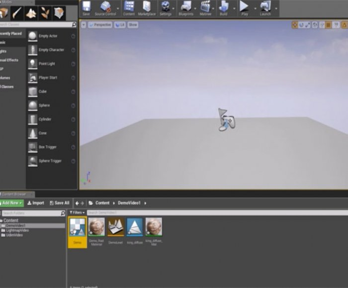 Granite for Unreal Adds Advanced Texture Streaming to Unreal Engine